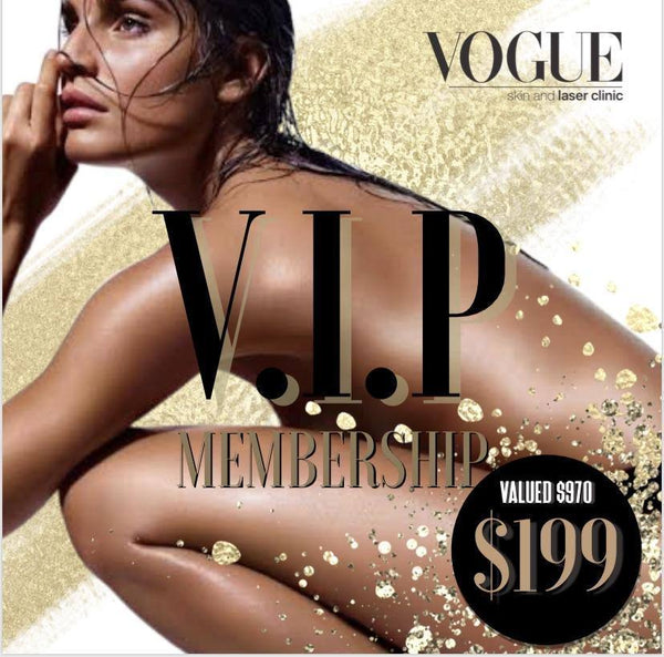 Membership VIP BEAUTY -Vogue Skin and Laser Clinic