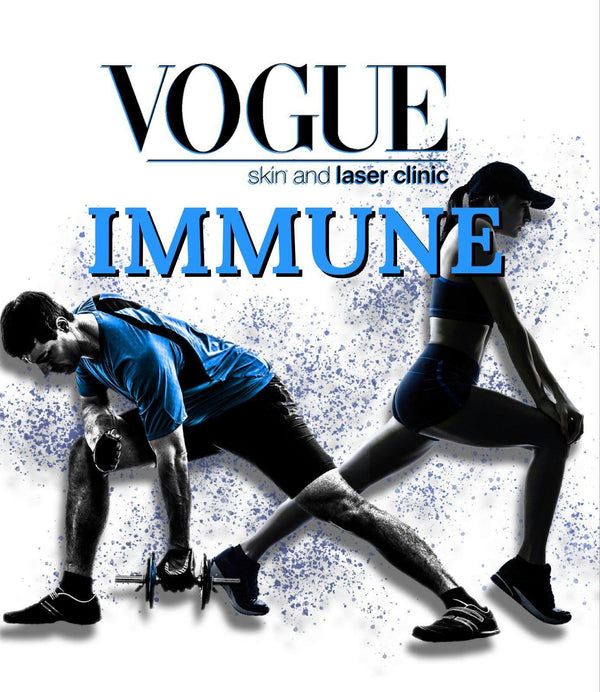 IM Booster & IV Vitamin Infusion Vogue Immune -Vogue Skin and Laser Clinic