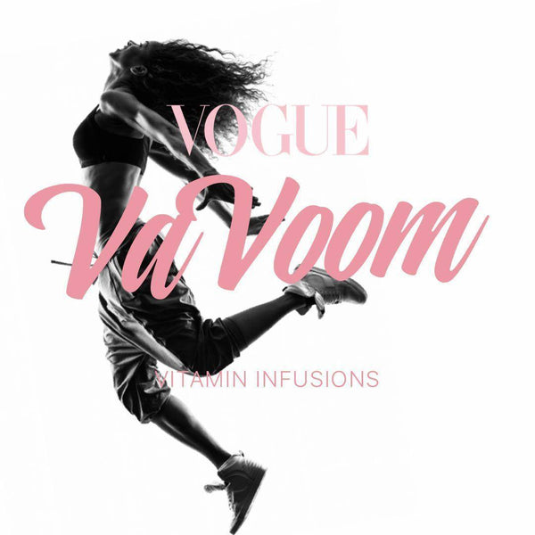 IM Booster & IV Vitamin Infusion Vogue VaVoom -Vogue Skin and Laser Clinic