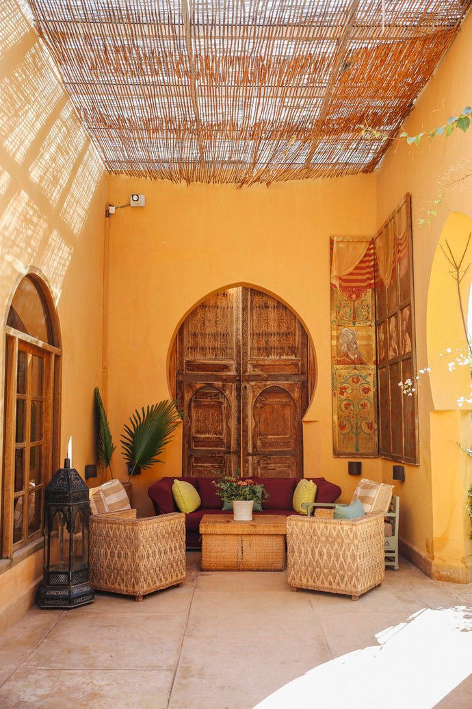 Check Out Jnane Tamsna, The Only Boutique Hotel In Morocco Owned And Operated By A Black Woman