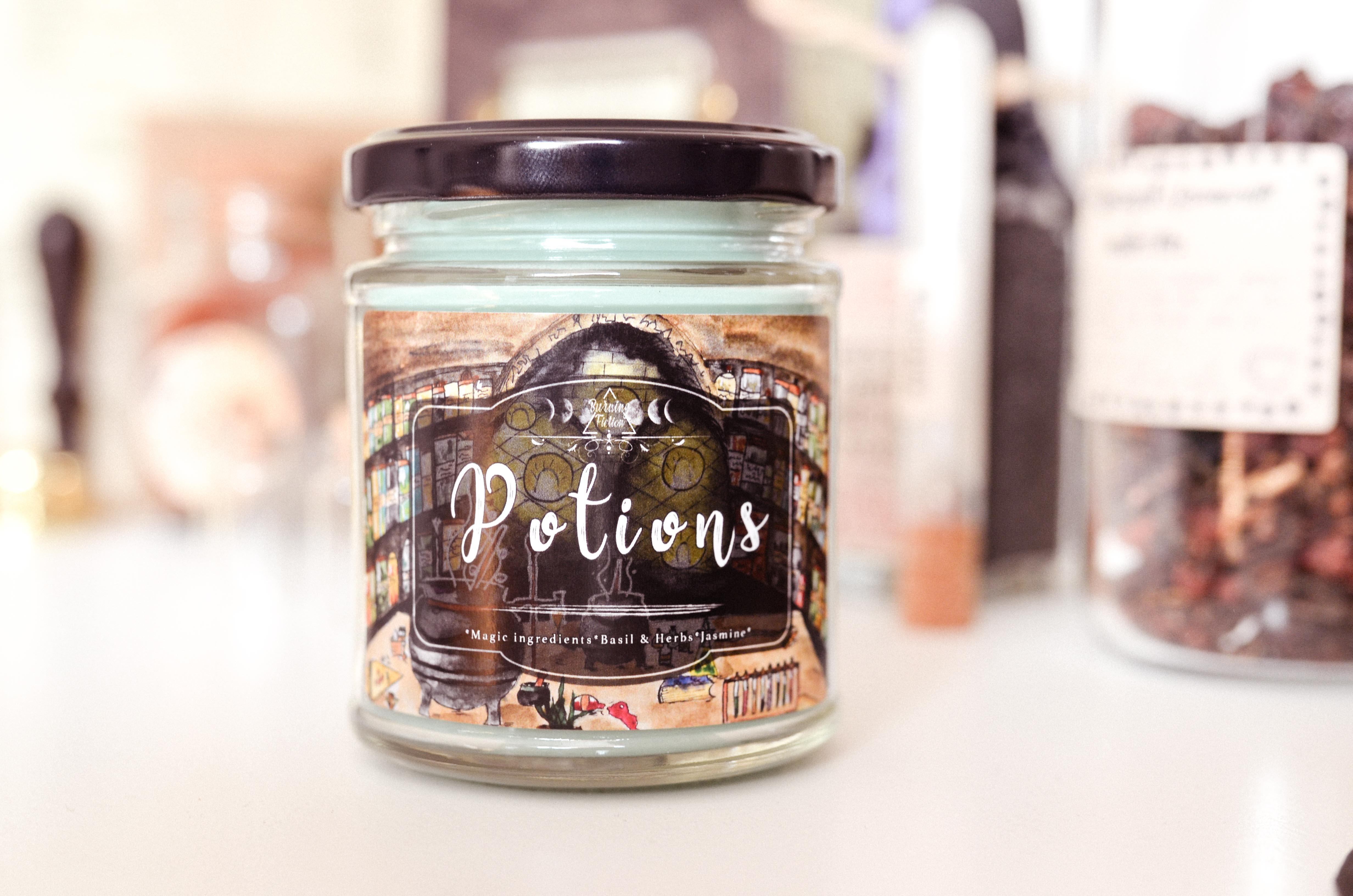 Potions Candle