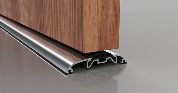 Stormguard_04SR333  - SG100 Low profile threshold with concealed fixings- Suitable for inward and outward opening doors
