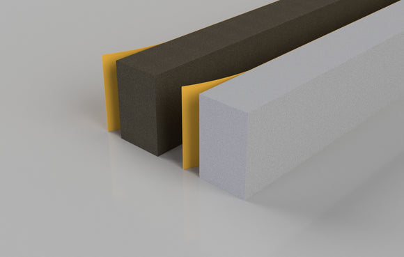 Stormguard_05SR022 - STANDARD SELF-ADHESIVE FOAM  - Seals gaps up to 3mm