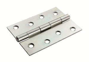 Narrow Pattern Butt Hinge Steel