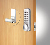 CL160 - MORTICE LATCH- Light duty tubular mortice latch featuring QuickCode allowing on-the-door code changes.