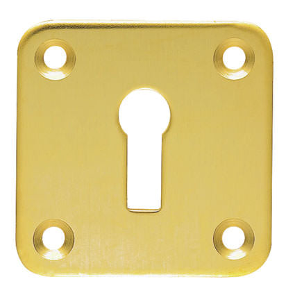 Square Standard Profile Escutcheon