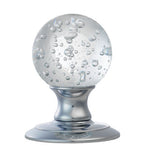 Ice Bubble Crystal Knob