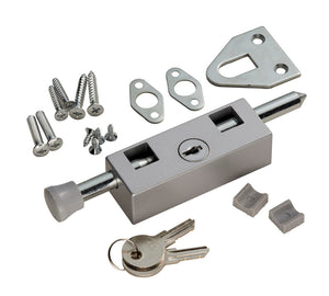 Multi Purpose Door Bolt  Key Lockable