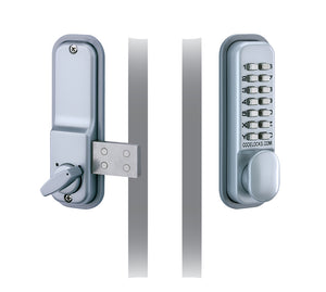 CL100 - SURFACE DEADBOLT - Suitable for a variety of light duty entry control applications in commercial and residential premises