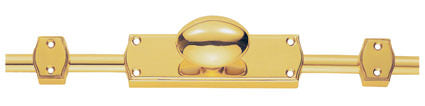 Espagnolette Bolt - Oval Knob Set