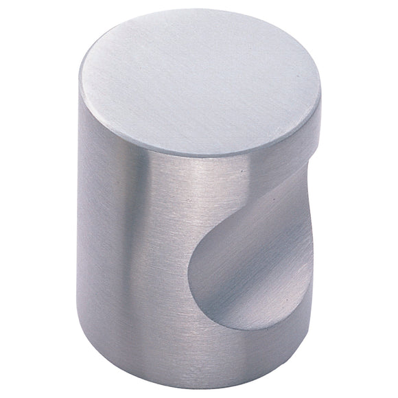 Stainless Steel Cylindrical Knob