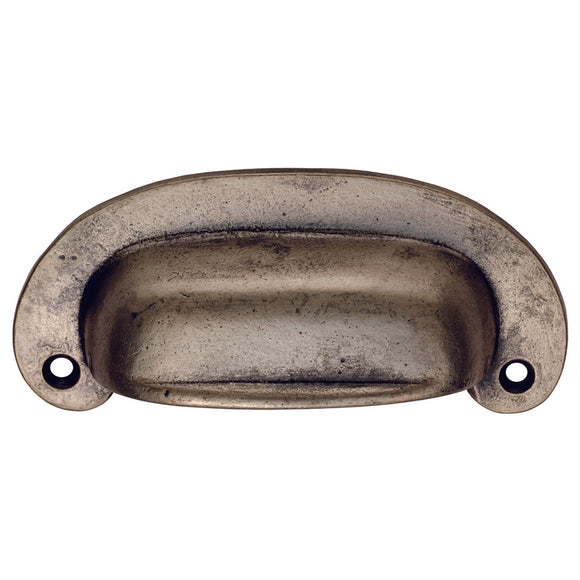 Oval Plate Cup Handle