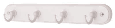 4 HOOK KEY HANGER WHITE BOARD