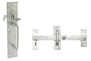 Heavy Duty Suffolk Latch