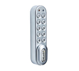 KL1000 - KITLOCK LOCKER LOCK  - a compact digital lock ideal for replacing keyed cam locks.