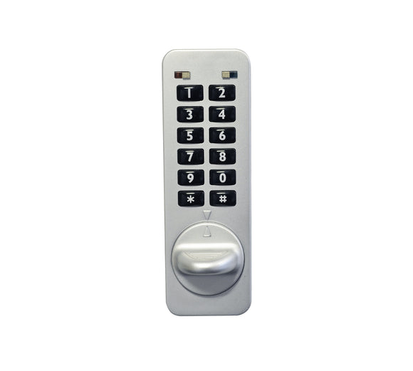 NANO90 - KITLOCK FURNITURE LOCK  - can be surface mounted or flush fitted for a really sleek look