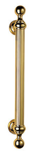 Reeded Grip Pull Handle