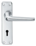 Aluminium Lever on Backplate