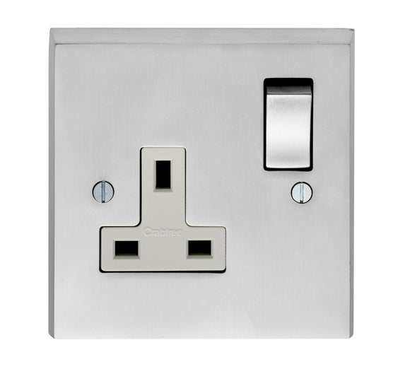 1 Gang Switched Socket