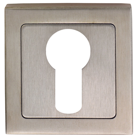 Square Escutcheons