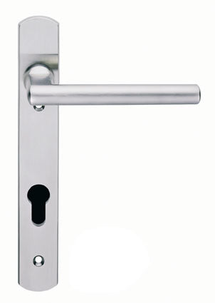 Steelworx 316 Narrow Plate Straight Lever