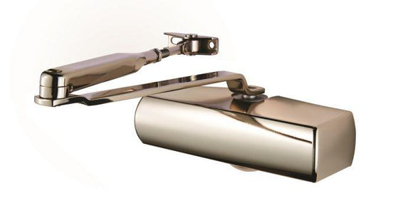 PLATED FULL COVER OVERHEAD DOOR CLOSER SNP - CDG003/SNP