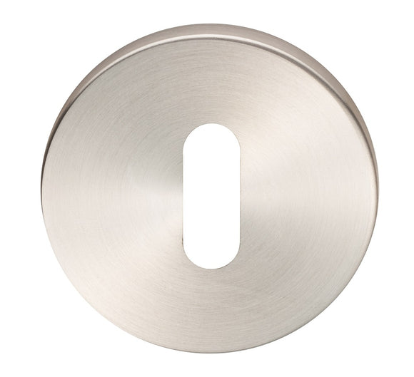 STEELWORX  ESCUTCHEON - LOCK PROFILE ON  CONCEALED FIX ROUND ROSE G304