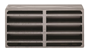 INTUMESCENT AIR TRANSFER GRILLE 112MM X 225MM