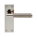 VARESE LEVER ON BACKPLATE  - LATCH