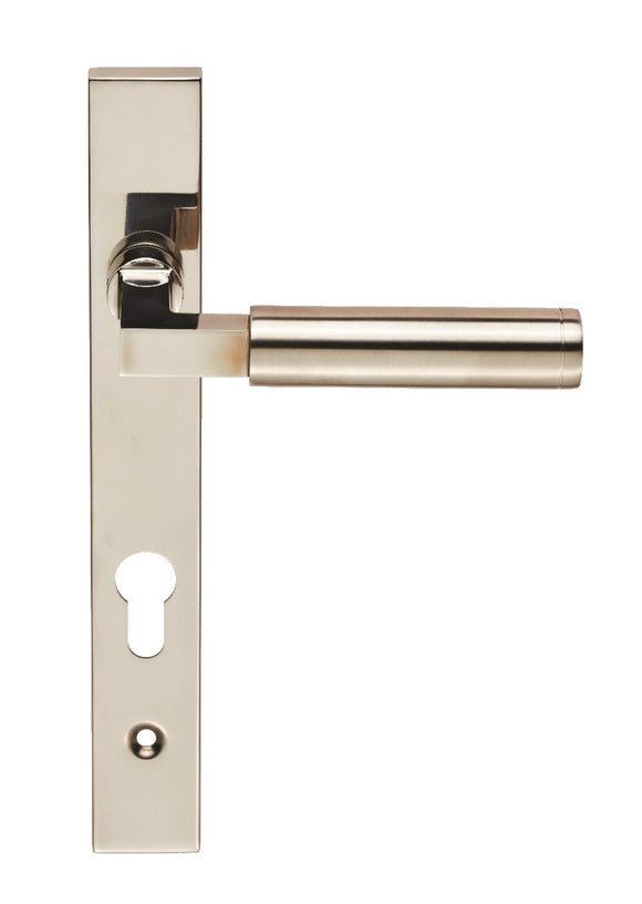 FAGUS NARROWSTYLE LEVER ON BACKPLATE G316 VARIATION A  (92MM C/C)