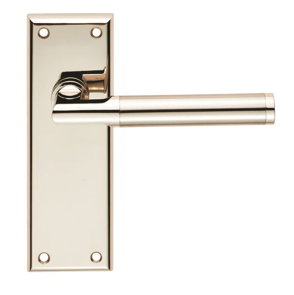 SEROZZETTA SESSANTA LEVER ON BACKPLATE - LATCH