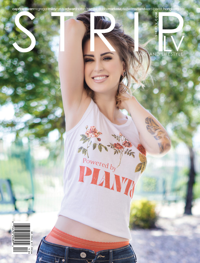 STRIPLV Issue 1219 with our very own Caprice...