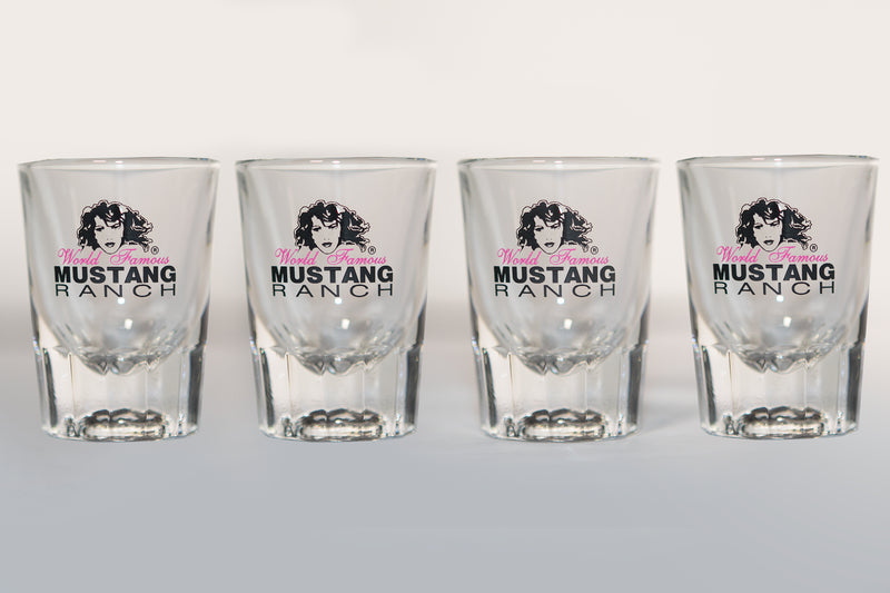 Shot Glass - (Set of 4)