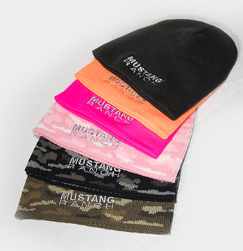 Mustang Ranch Knit Beanie