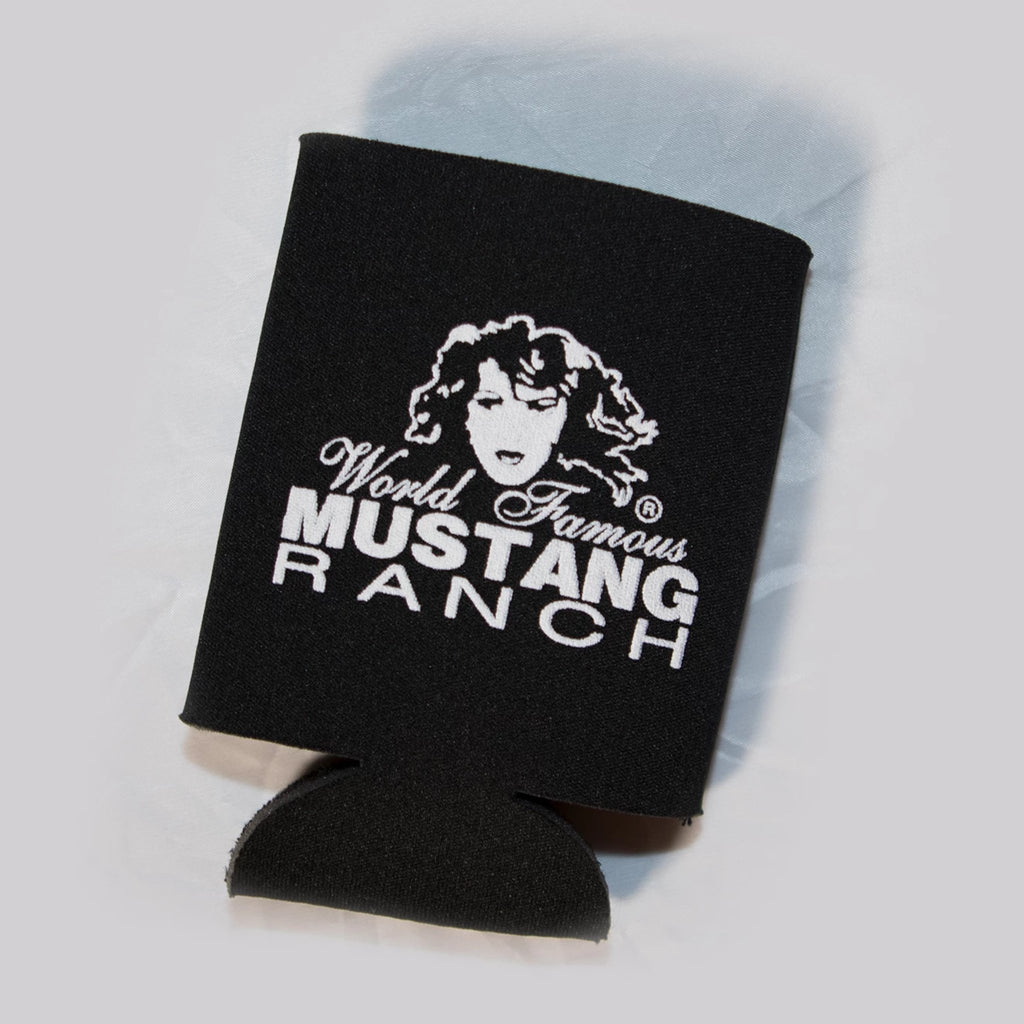 Mustang Ranch Koozie