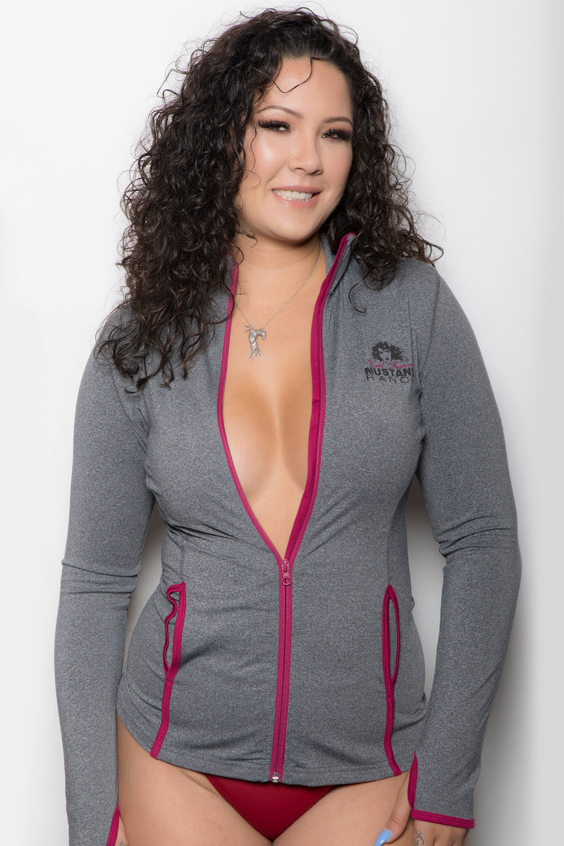 Women's Sport-Tek Zip-Up Jacket