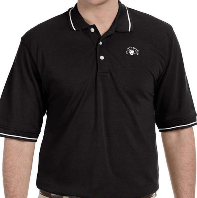 Men's Polo Shirt (Split Logo)