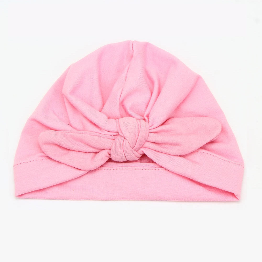 Bow Knot Cap