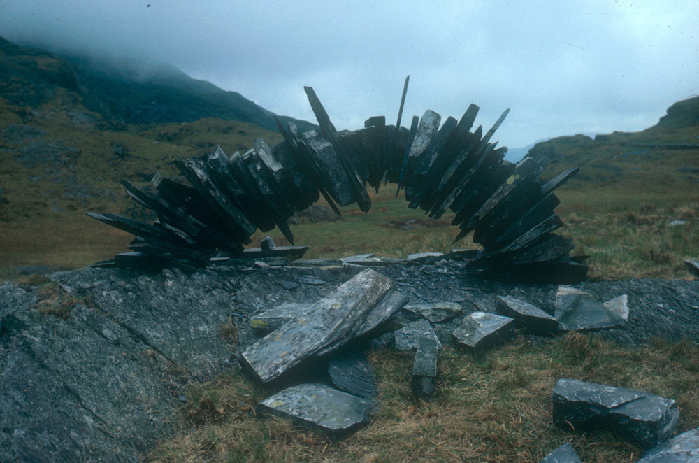 Artist Inspiration: Andy Goldsworthy