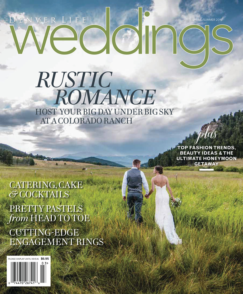Denver Life Magazine Weddings