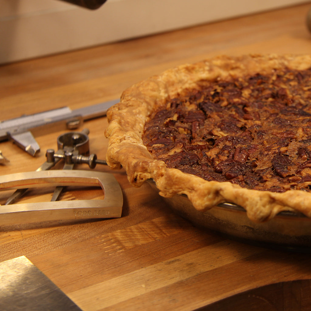 Pie Baking…with Care