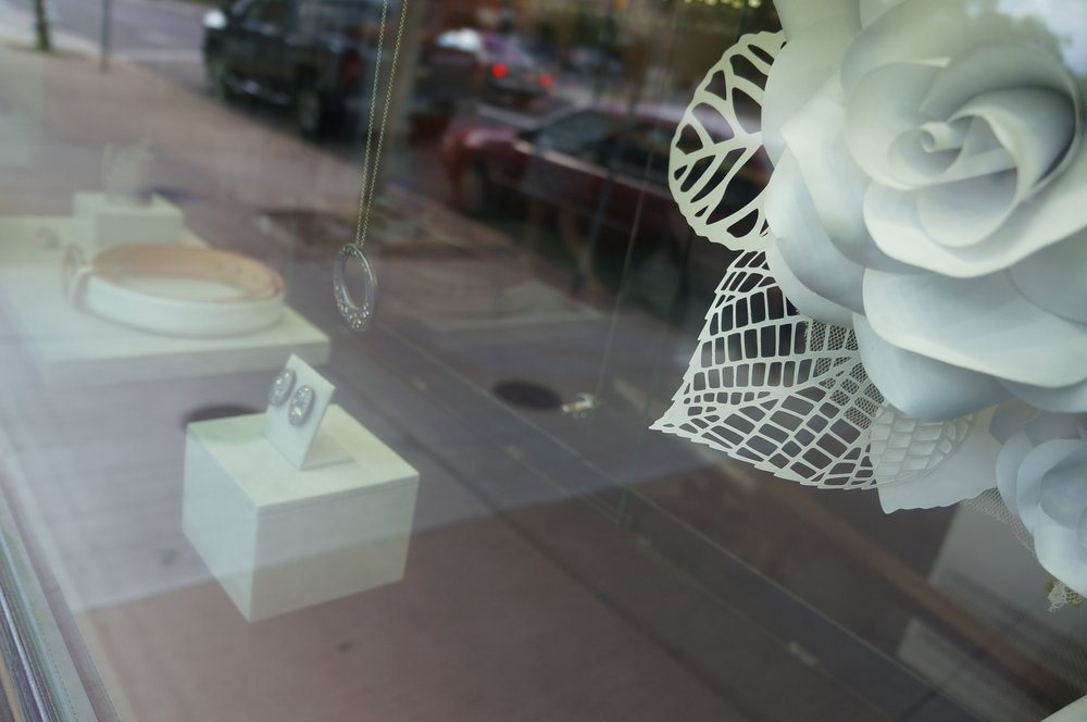 New Window Displays: In Full 'Blome'