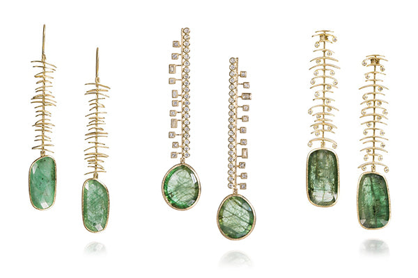 Emerald Diamond Jewelry Todd Reed