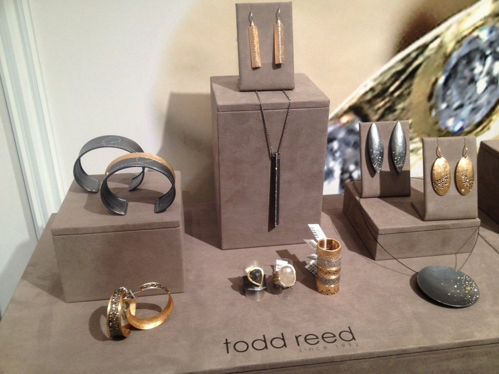 Todd Reed Centurion 2013 display