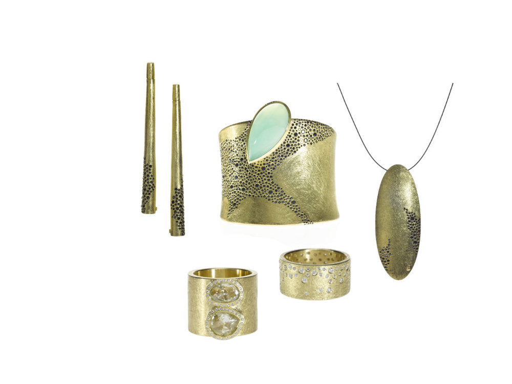 Todd Reed gold jewelry