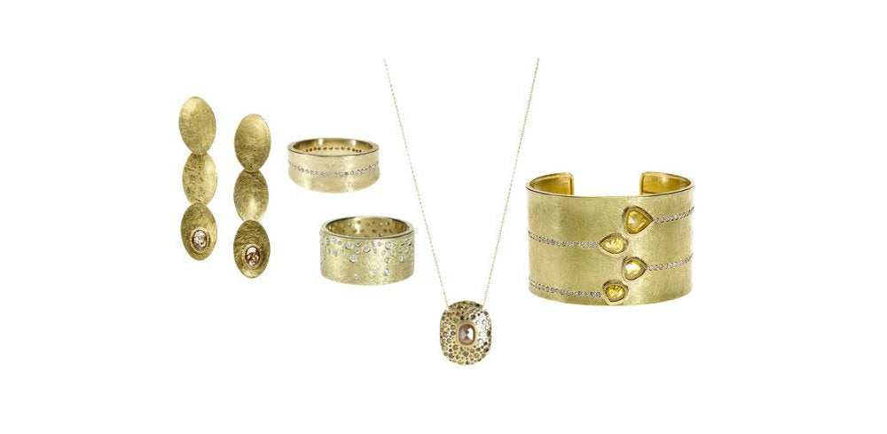 White spring trend Todd Reed Jewelry