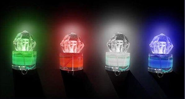 Disco (Multi color) Diamond Lights