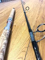 Custom Black Hole Tuna Popping Rod