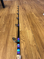 Kristal XL 655/Check'n Bottom Swordfish/Deep Drop Combo