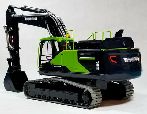 1/14 RC remote control metal hydraulic excavator model-E380